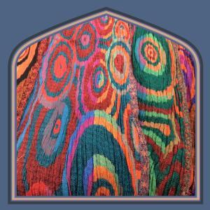 Kandinsky shawl