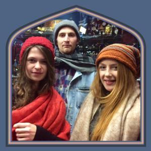 Shawls & Hats